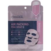 Mediheal Pink Wrap, Air Packing, Glowing