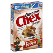 Chex General Mills Gluten Free Cinnamon Chex Cereal