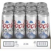 Coors Light American Light Lager Beer