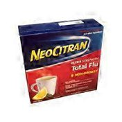 Neocitran Total Grippe Ultra Fort Formule Jour Us Total Flu Day