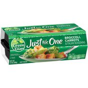 Green Giant Broccoli, Carrots & Italian Seasoning Green Giant Just for One Broccoli, Carrots & Italian Seasoning