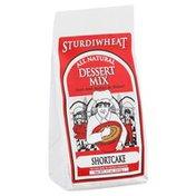 Sturdiwheat Dessert Mix, Shortcake