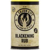 A CAJUN LIFE Blackening Rub