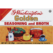 G Washington's Seasoning and Broth, Golden