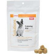 Petco Solutions Calming Aid for Dogs Chicken Flavored Soft Chews