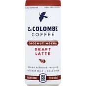 La Colombe Coffee Drink, Coconut Mocha