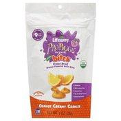 Lifeway ProBugs Kefir Bites, Probiotic, Organic, Orange Creamy Crawler