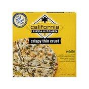 California Pizza Kitchen Crispy Thin Crust White Pizza