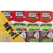 Smart Kids Organic 100% Juice Apple