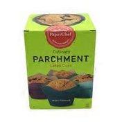 PaperChef Parchment Lotus Cups
