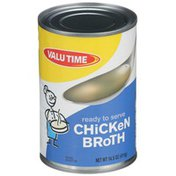 Valu Time Ready To Serve Chicken Broth