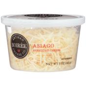 Soiree Artisan Cheese Co. Asiago Shredded Cheese