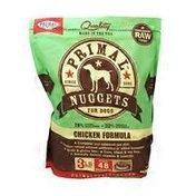Primal Pet Foods Chicken Canine Food