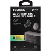 Skullcandy Sesh Evo True Wireless Earbuds - Black