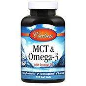 Carlson Labs MCT & Omega-3