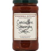 Stonewall Kitchen Simmering Sauce, Cacciatore
