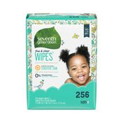 Seventh Generation Baby Wipes Unscented And Sensitive