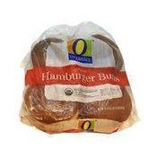 O Organics Hamburger Buns