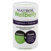 Natrol Probiotics + Enzymes, Capsules