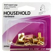 Slide Co Shelf Support Pegs