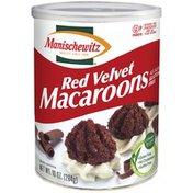 Manischewitz Red Velvet Macaroons