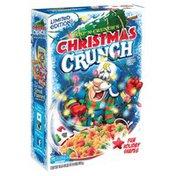 Cap'N Crunch Berry Cereal