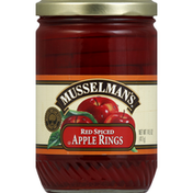 Musselman's Apple Rings, Red Spiced