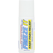 Freeze It Pain Relief, Fast