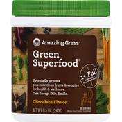 Amazing Grass Green Superfood, Chocolate