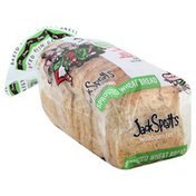Jack Spratts Wheat Bread, No Added Fat, Sprouted
