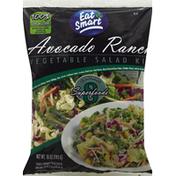 Eat Smart Vegetable Salad Kit, Avocado Ranch
