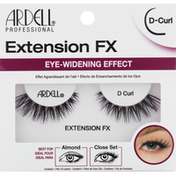 Ardell Lashes, Eye-Widening Effect, D-Curl