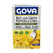 Goya Mexican Style Rice with Green Peppers & Corn