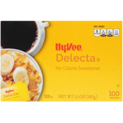 Hy-Vee Sweetener, No Calorie