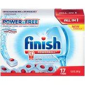 Finish Powerball Automatic Dishwasher Detergent