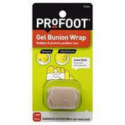ProFoot Bunion Wrap, Gel, Fits All