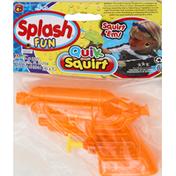 Splash Squirt Gun, Quik