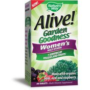 Nature's Way Alive!® Garden Goodness™ for Women