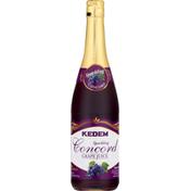 Kedem 100% Juice, Grape, Sparkling, Concord, Non Alcoholic