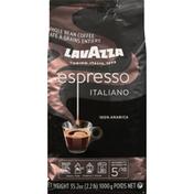Lavazza Coffee, Medium Roast, Caffe Espresso
