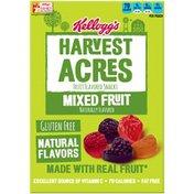 Kellogg's Harvest Acres Mixed Fruit Fruit Flavored Snacks