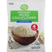 Sun Harvest Riced Cauliflower, Gluten Free, Organic