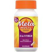 Metamucil , Psyllium Husk Fiber Supplement