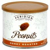 Feridies Peanuts, Virginia, Honey Roasted