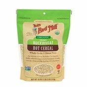 Bob's Red Mill Organic Gluten Free Creamy Buckwheat Hot Cereal