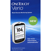 OneTouch Blood Glucose Monitoring System