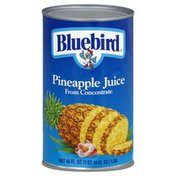 Bluebird Pineapple Juice, from Concentrate