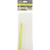 Casabella Sponge Mop, Microfiber, Scrubbing, Refill