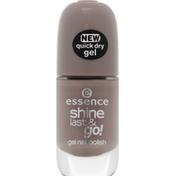 Essence Nail Polish, Gel, Shine Last & Go, Don't Worry 37