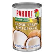 Parrot Coconut Cream